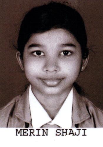 Merin Shaji