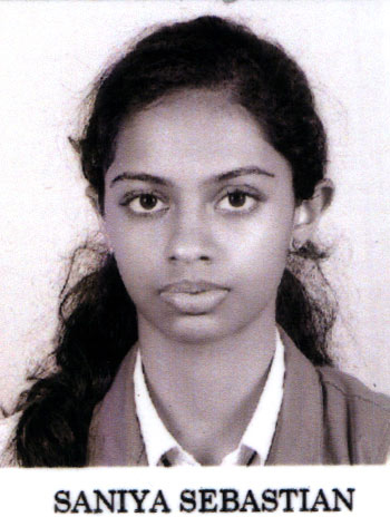 Saniya Sebastian